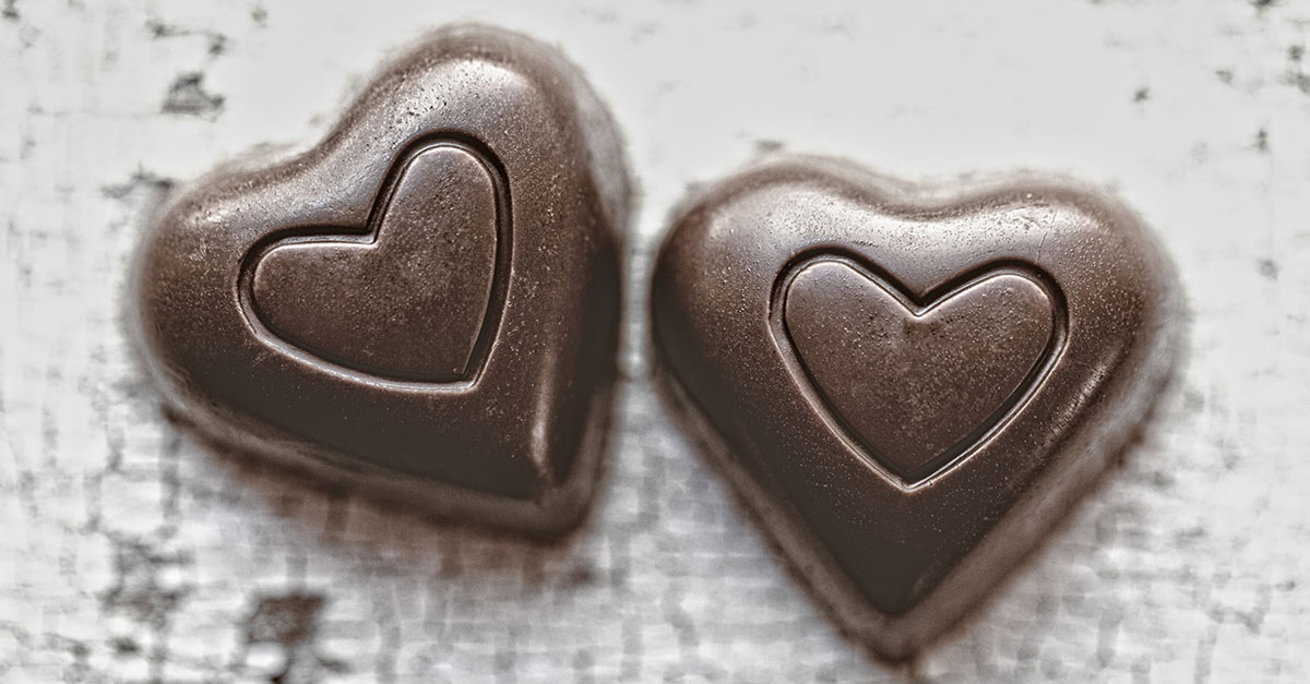 health line chocolate and heart disease Top 7 dark chocolate health  levels of flavonols have lower risk of heart disease,  line, moderation is the key dark chocolate is not only a.