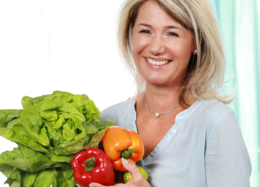 This Diet May Prevent Early Menopause