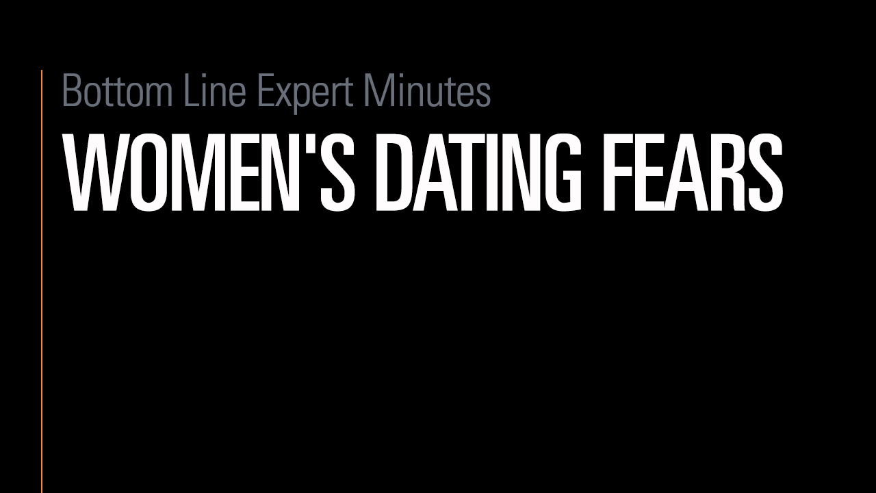 online dating fears Why am i still afraid of online dating in on 02/07/14 by elise 36 comments i n today's episode, we're going to talk about my own blazing my online dating fears.