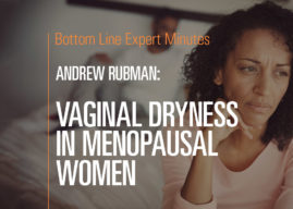 Vaginal Dryness in Menopausal Women