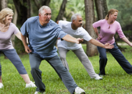 Best Exercise to Prevent Falls: Tai Chi