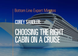 Choosing the Right Cabin on a Cruise