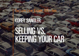 Selling Vs. Keeping Your Car