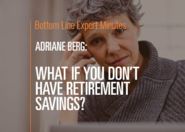 What If You Don't Have Retirement Savings?