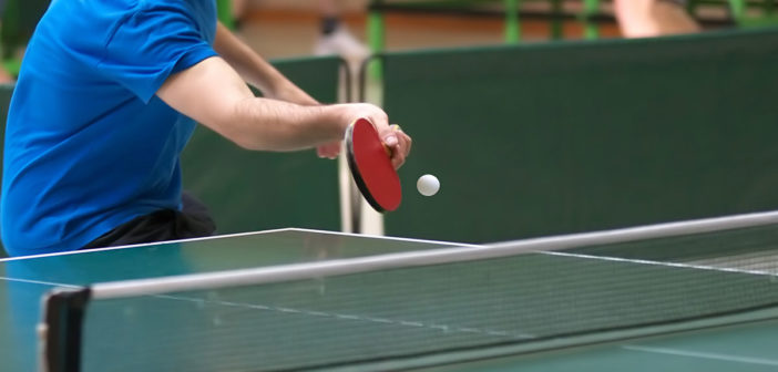 Surprising New Way to Boost Brain Health: Ping-Pong!
