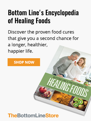 Bottom Line's Encyclopedia of Healing Foods