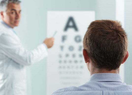 What Causes Low Vision?