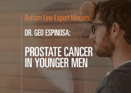 Prostate Cancer in Younger Men
