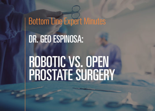 Robotic vs. Open Prostate Surgery: Which is Better?