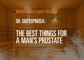 The Best Things for a Man's Prostate
