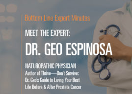 Meet the Expert: Dr. Geo Espinosa