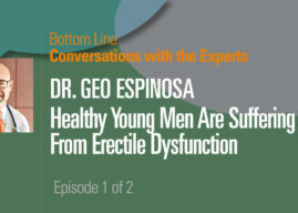 Frightening Trend—Healthy Young Men Are Suffering From Erectile Dysfunction