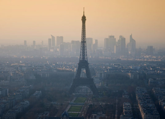 Don't Let Air Pollution Ruin Your Next Vacation
