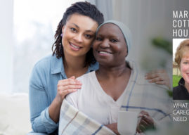 What Caregivers Need: The Six Steps to Self-Care