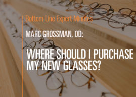 Where Should I Purchase My New Glasses?