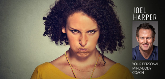 Exercises to Beat Anger or Anxiety