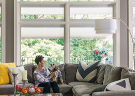 Smart Window Shades: Clever Solutions for the Right Amount of Sunlight