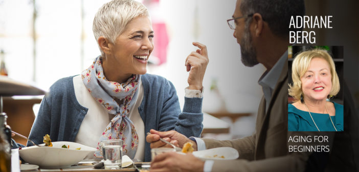 Just Stop It! Don't Discuss Your Health at Restaurants