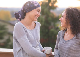 How to Support Someone with Cancer