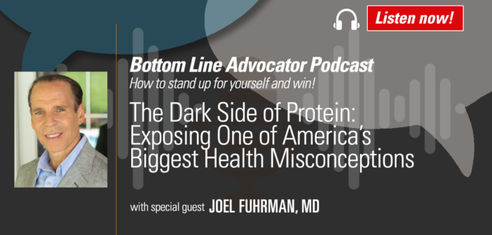 The Dark Side of Protein: Exposing One of America's Biggest Health Misconceptions