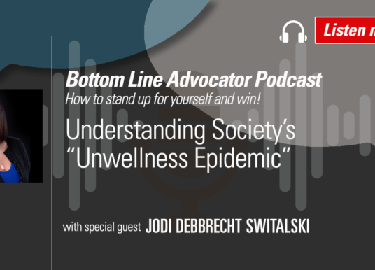 "Understanding Society's ""Unwellness Epidemic"" – with Former Judge Jodi Debbrecht Switalski"