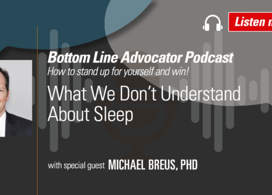 What We Don't Understand About Sleep – with Dr. Michael Breus