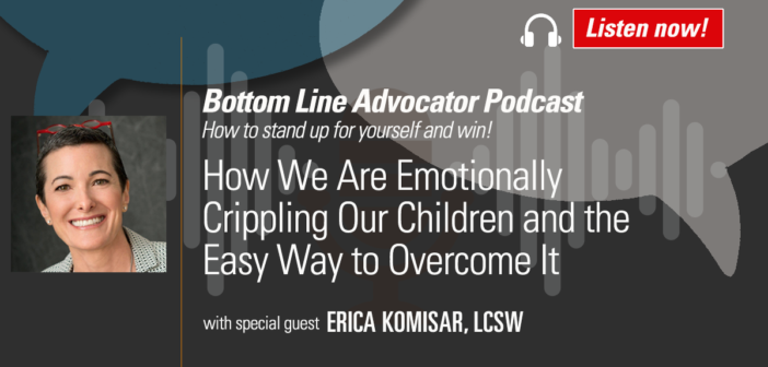 How We Are Emotionally Crippling Our Children and the Easy Way to Overcome It—with Erica Komisar, LCSW