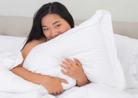Don't Use Just Any Old Pillow