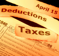 Med deductions