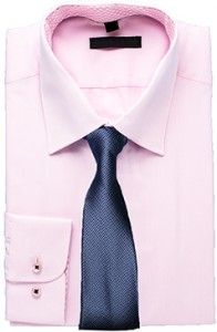 Pink shirts now mainstream fashion for men.